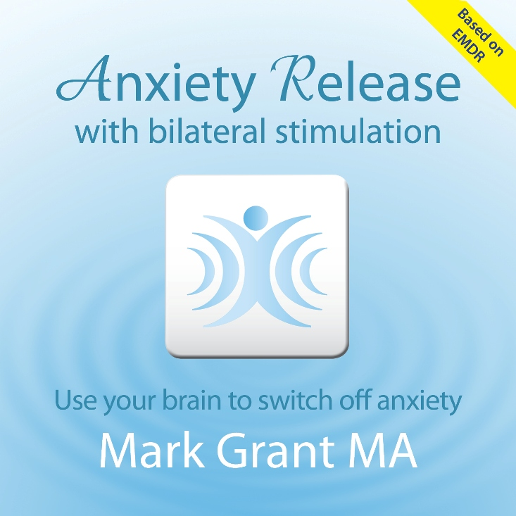 Anxiety Release App and Sound Tracks