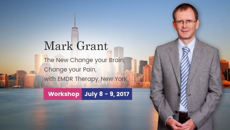 EMDR in the treatment of Chronic Pain USA 2017