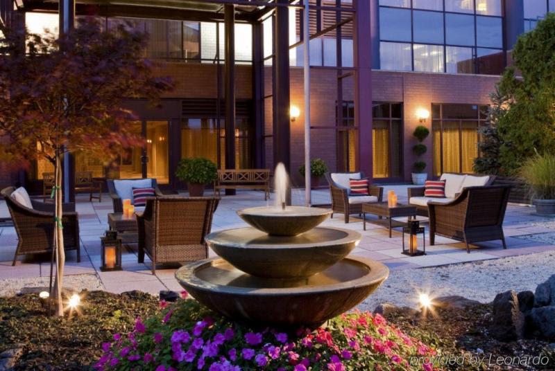Sheraton Hotel, Flushing, NY